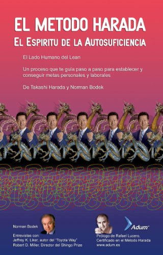 9780971243620: El Metodo Harada: El Esp?ritu de la Autosuficiencia (Spanish Edition)