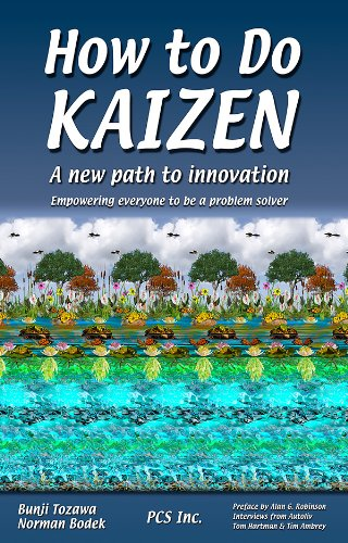 9780971243675: How to do Kaizen: A new path to innovation - Empowering everyone to be a problem solver