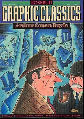 Graphic Classics Volume 2: Arthur Conan Doyle - 1st Edition (Graphic Classics (Graphic Novels)): ...