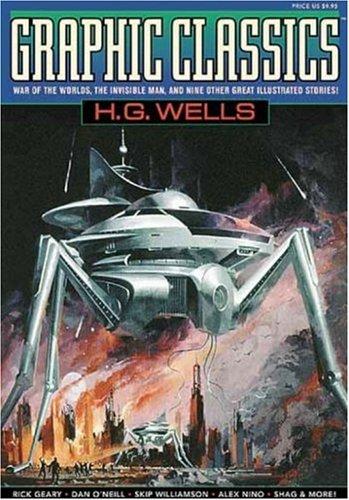 9780971246430: Graphic Classics Volume 3: H. G. Wells - 1st Edition