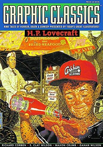 9780971246447: Graphic Classics: H. P. Lovecraft Volume 4 2002 (Graphic Classics)