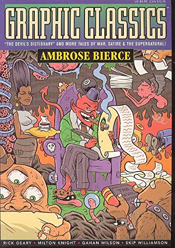 GRAPHIC CLASSICS: AMBROSE BIERCE, Volume Six 2003: Ambrose Bierce] adapted