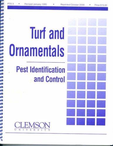 9780971252738: Turf and Ornamentals Pest Identification and Control (Pesticide Training Series 3, Pesticide Applicator Training Manual)