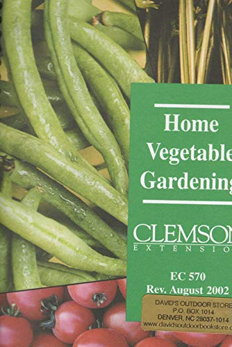 9780971252745: Home Vegetable Gardening (EC 570 Publication)