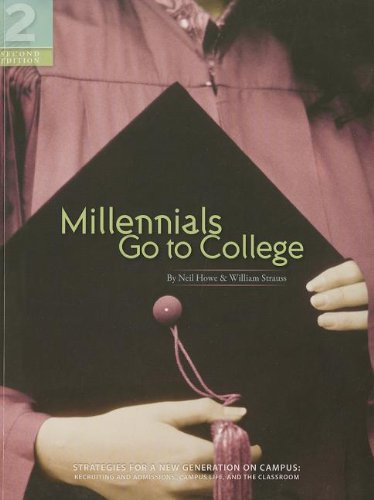 9780971260610: Millennials Go to College