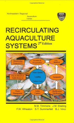 9780971264618: Recirculating Aquaculture Systems, 2nd Edition
