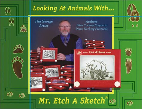 9780971269217: Looking at Animals With Mr. Etch a Sketch