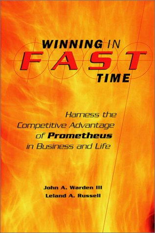 9780971269712: Winning in Fast Time