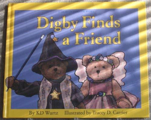 Digby Finds a Friend (Digby in Disguise,: Wurtz, K. D.