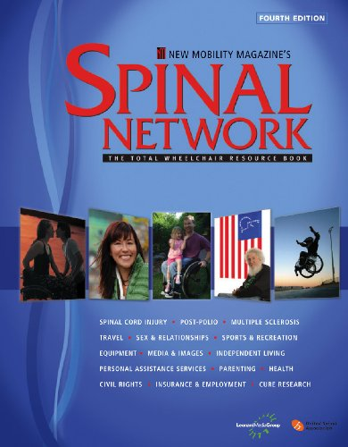 9780971284241: Spinal Network: The Total Wheelchair Resource Book