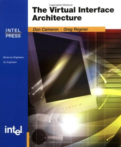 9780971288706: Virtual Interface Architecture