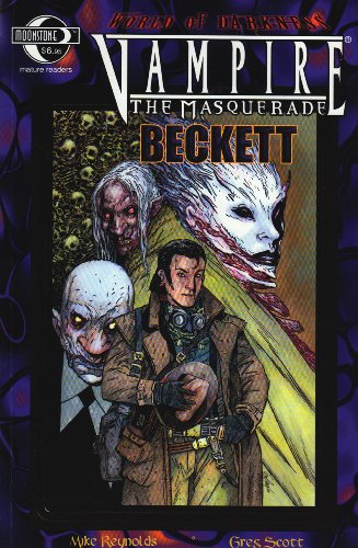 9780971293731: Graphic Novel: Beckett (World of Darkness: Vampire)