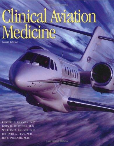 9780971301771: Clinical Aviation Medicine