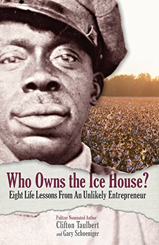 9780971305915: Who Owns the Ice House?: Eight Life Lessons from an Unlikely Entrepreneur