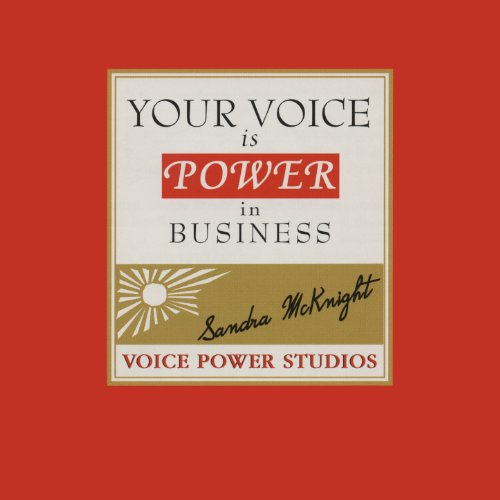 9780971306806: Your Voice Is Power in Business (Vocal Basic Exercises)