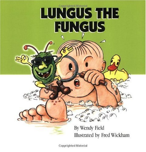 9780971307506: Lungus the Fungus