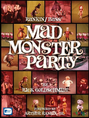 9780971308121: Rankin/Bass' Mad Monster Party