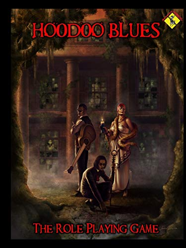 9780971309562: Hoodoo Blues the Role Playing Game