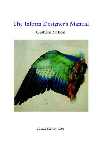 9780971311909: Inform Designer's Manual: 4th Edition