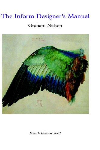 The Inform Designers Manual: Graham Nelson