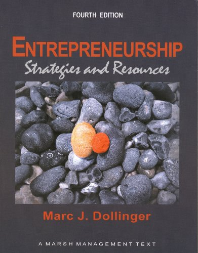 9780971313064: Entrepreneurship : Strategies and Resources