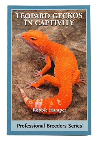 9780971319783: Leopard Gecko in Captivity (Professional Breeders Series)