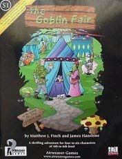 Goblin Fair, The (Fantasy Supplements (Airweaver) (d20)): Matthew Finch, James Hazeltine