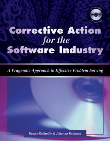 9780971323193: Corrective Action for the Software Industry