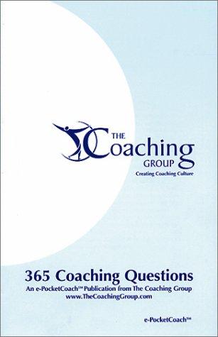 9780971323209: 365 Coaching Questions