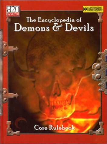 Encyclopedia of Demons and Devils (d20 System;: Fast Forward