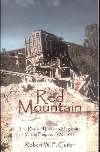 9780971323506: Red Mountain: The rise and fall of a magnesite mining empire, 1900-1947