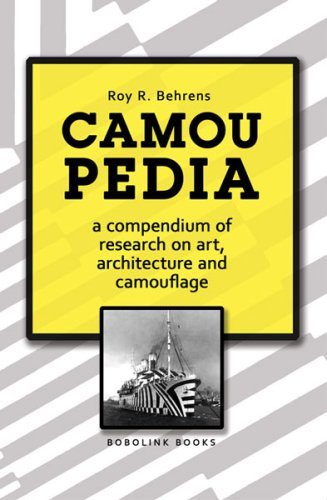Camoupedia: A Compendium of Research on Art,: Roy R. Behrens;
