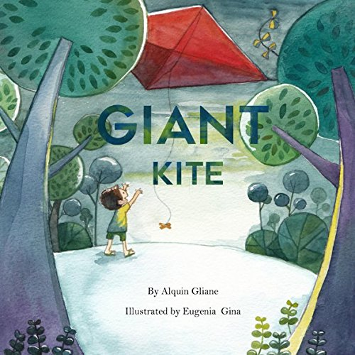 Giant Kite: Alquin Gliane