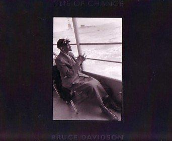Time of Change [SIGNED - FINE COPY]: Davidson, Bruce