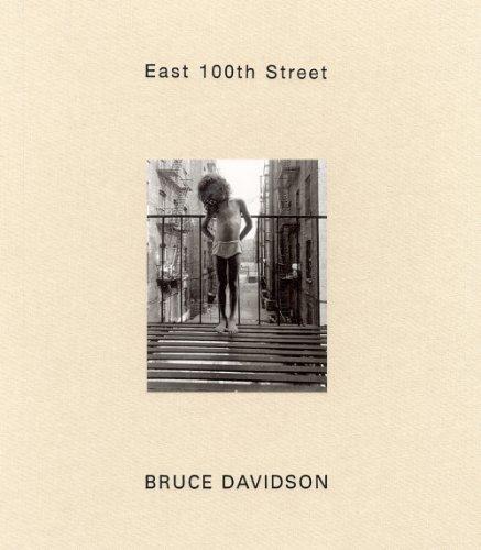 9780971368132: Bruce Davidson: East 100Th Street