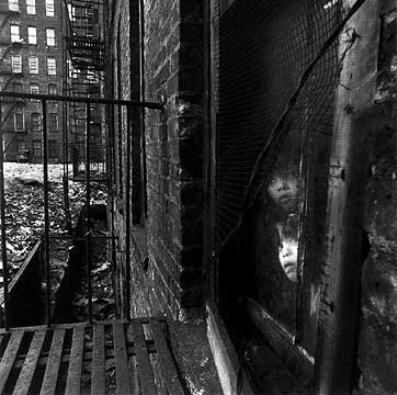East 100th Street: Davidson, Bruce