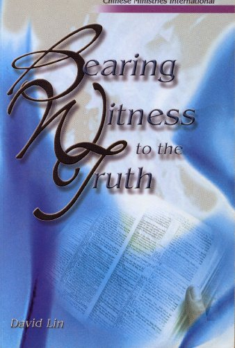 Bearing Witness to the Truth: Lin, David