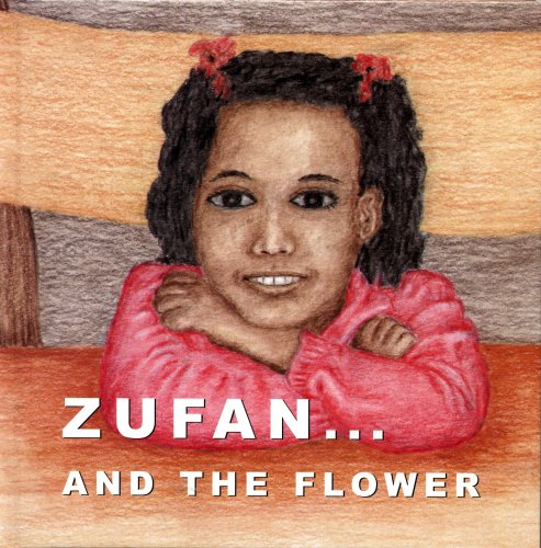 9780971375840: Zufan and the Flower (English, Spanish, French and Amharic/Ethiopian Edition)