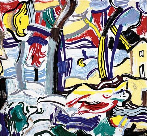 Roy Lichtenstein: Brushstrokes: Four Decades.: Roy Lichtenstein) HICKEY, Dave (essay).