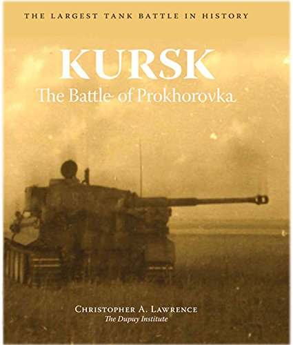 9780971385252: Kursk: The Battle of Prokhorovka