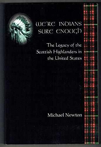 We're Indians Sure Enough: Michael Newton