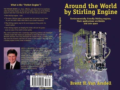 9780971391802: Around The World By Stirling Engine
