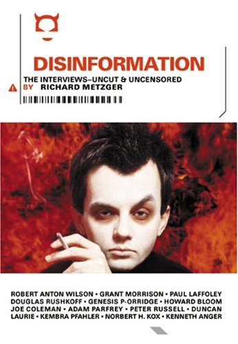 9780971394216: Disinformation: The Interviews