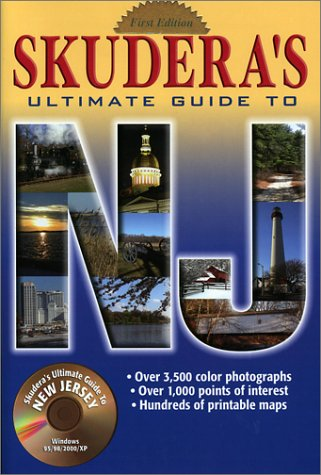 9780971397804: Skudera's Ultimate Guide to New Jersey