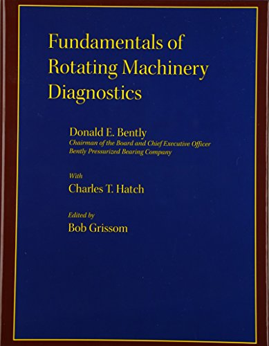 9780971408104: Fundamentals of Rotating Machinery Diagnostics (Design and Manufacturing)