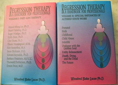 9780971411906: Regression Therapy: A Handbook for Professionals