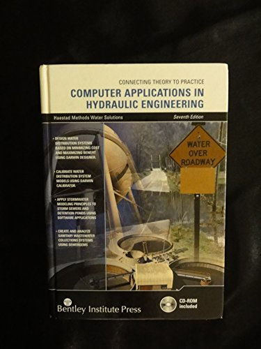 Computer Applications in Hydraulic Engineering: Solutions, Haestad Methods