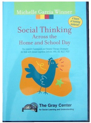 9780971421325: Social Thinking Across the Home and School Day