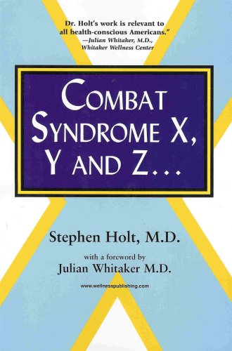 Combat Syndrome X, Y and Z: Holt, Stephen