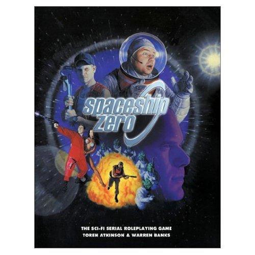 9780971438095: Spaceship Zero RPG